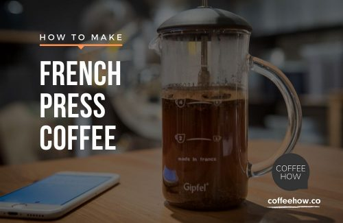 How to make french press coffee guide