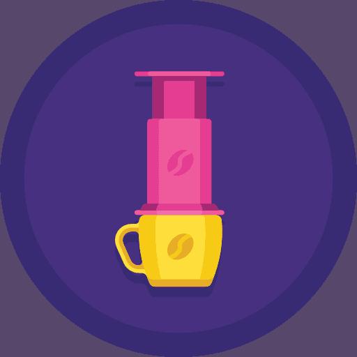AeroPress Coffee icon