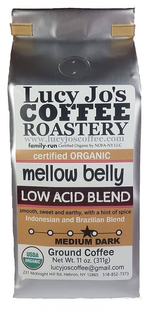 Lucy Jos Coffee