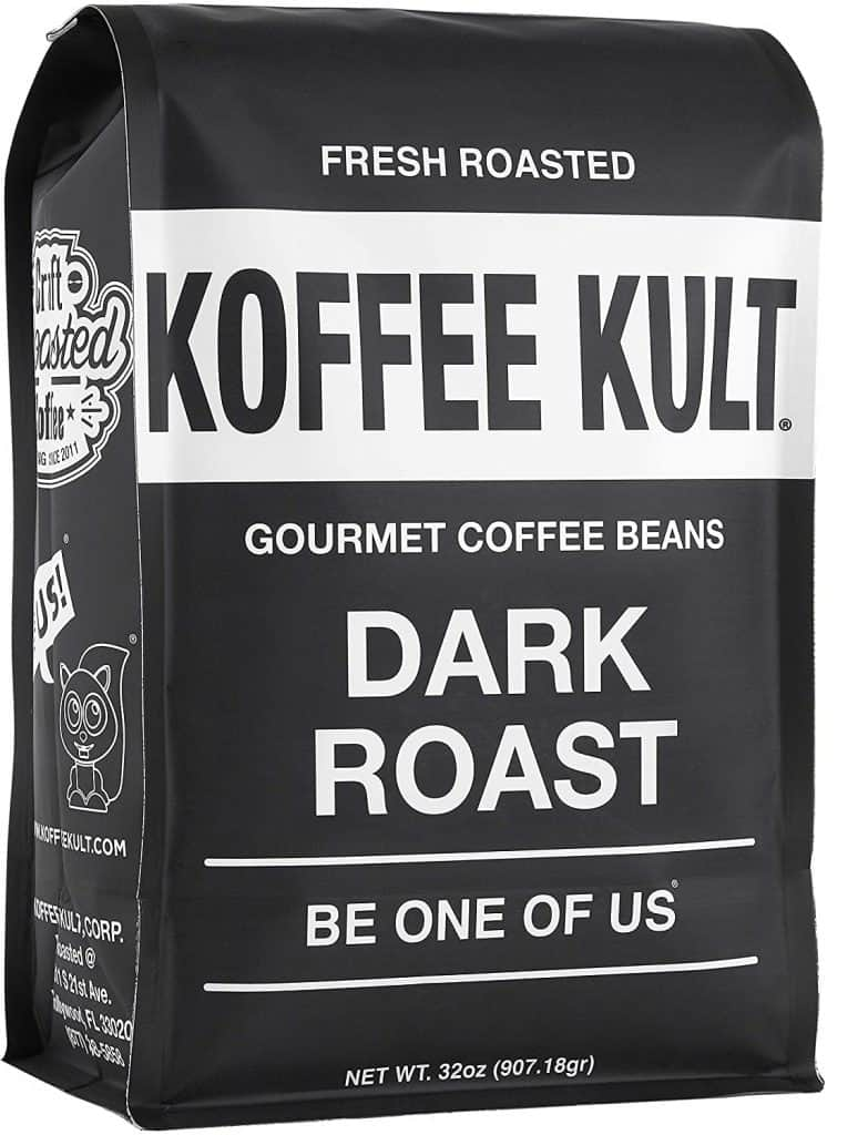 Koffee Kult Coffee Dark Roasted Beans