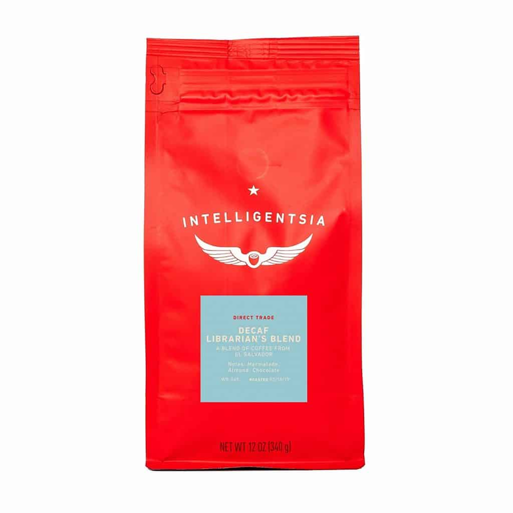 Intelligentsia Decaf Librarians Blend