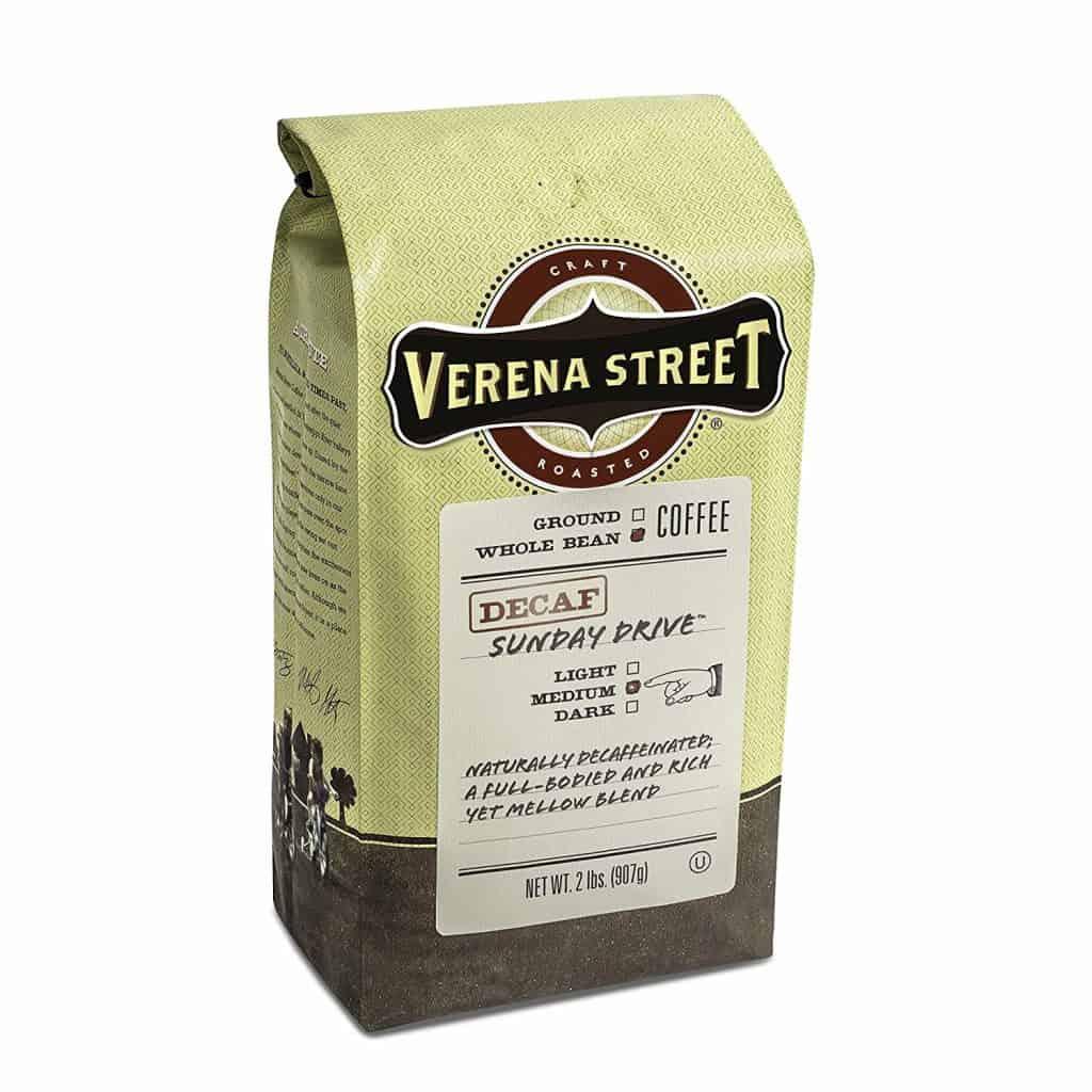 Verena Street Decaf