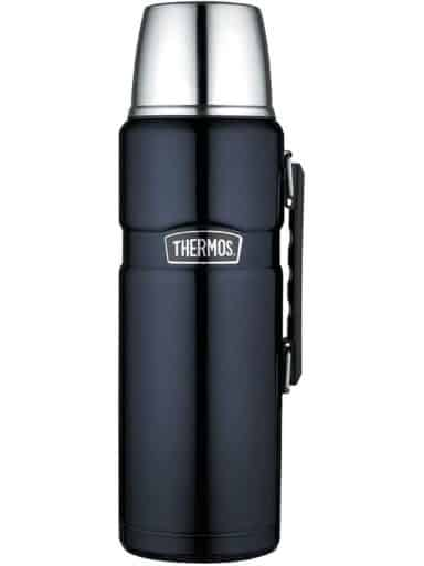 Thermos Stainless King 68 Ounce Vacuum Insulated Beverage Bottle