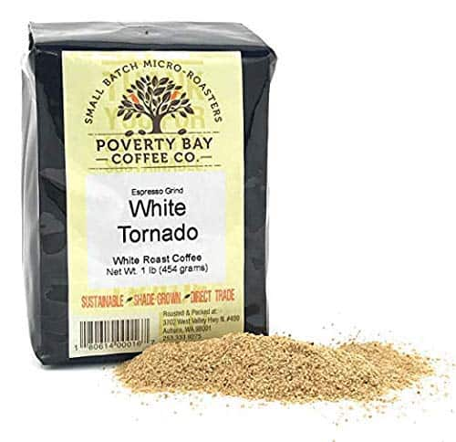 Poverty Bay White Tornado White Coffee