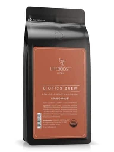 Biotics Cold Brew Coffee