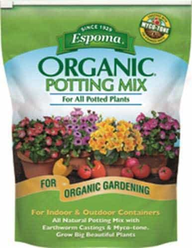 Espoma AP8 Organic Potting Mix