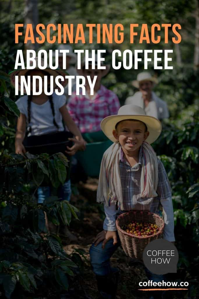 Fascinating Facts about the Coffee Industry - coffeehow.co