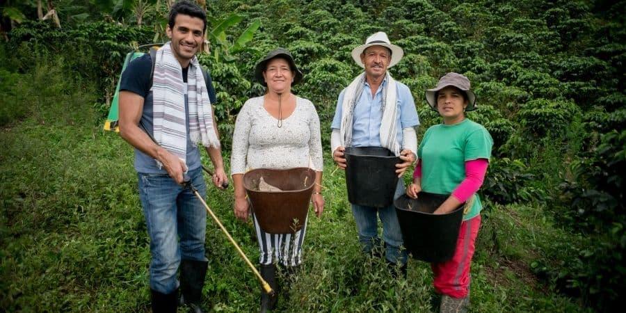 Colombian Coffee growers