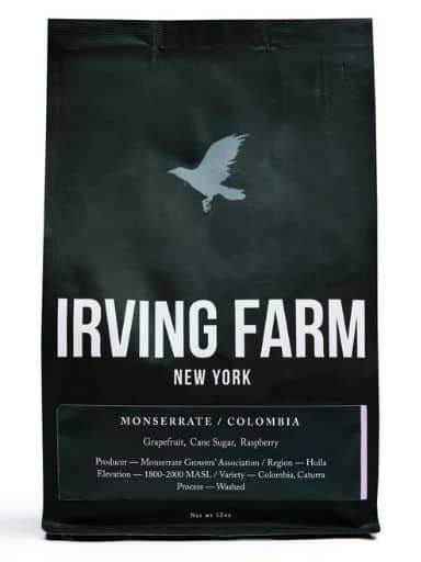 Irving Farm – Monserrate