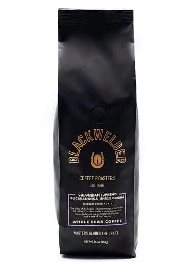 Blackwelder Coffee Colombian Supremo