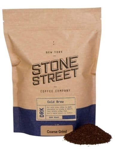 Stone Street Coffee Cold Brew Coffee