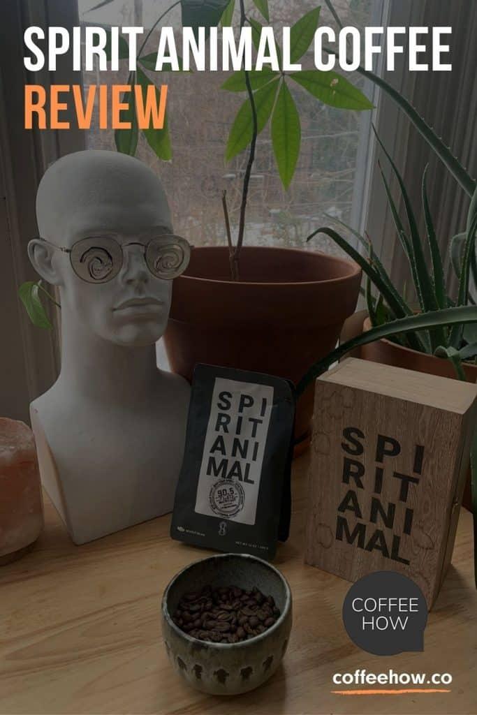 Spirit Animal Coffee Review - coffeehow.co