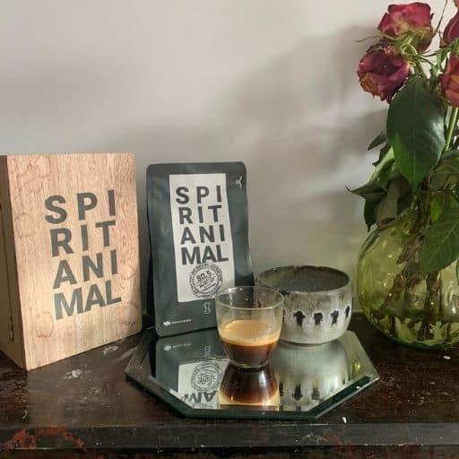 Spirit Animal's Coffee espresso