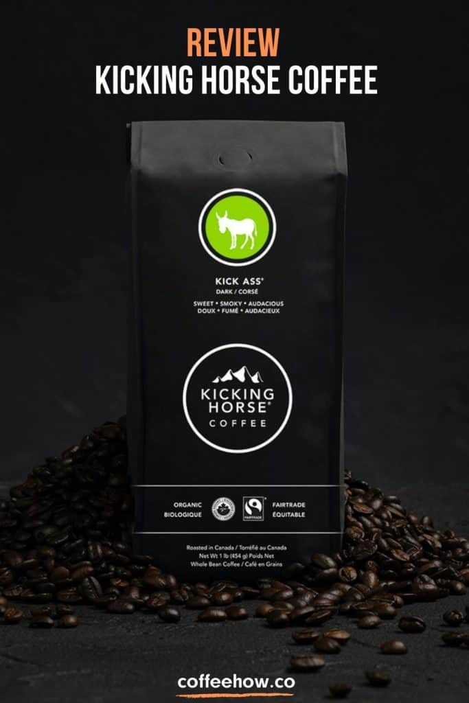 Kicking Horse Coffee Review - coffeehow.co