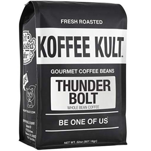 Thunder Bolt French Roast Coffee