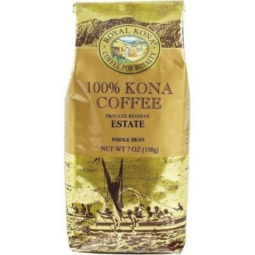 Royal Kona Estate Medium Roast 100% Kona by the Hawaii Coffee Company