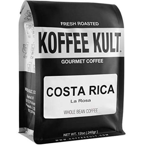 Costa Rica La Rosa Coffee