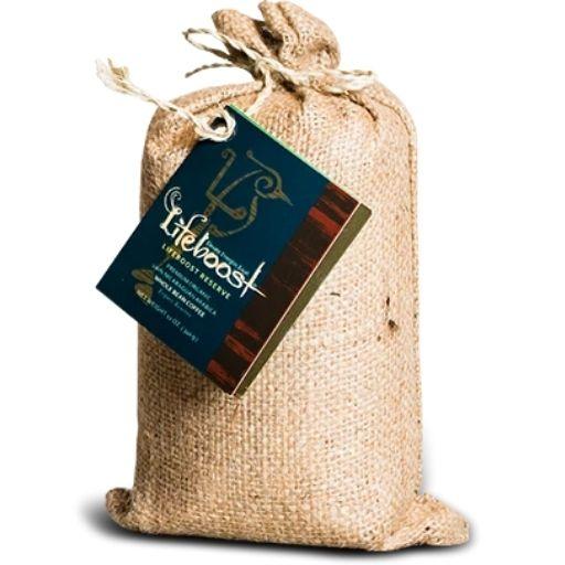 LifeBoost Coffee Medium Roast [Organic]