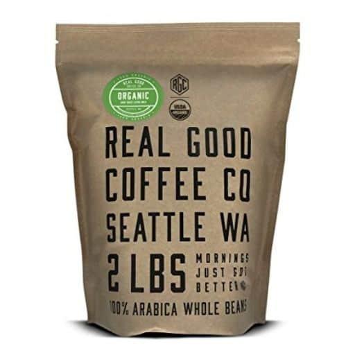Real Good Coffee Organic