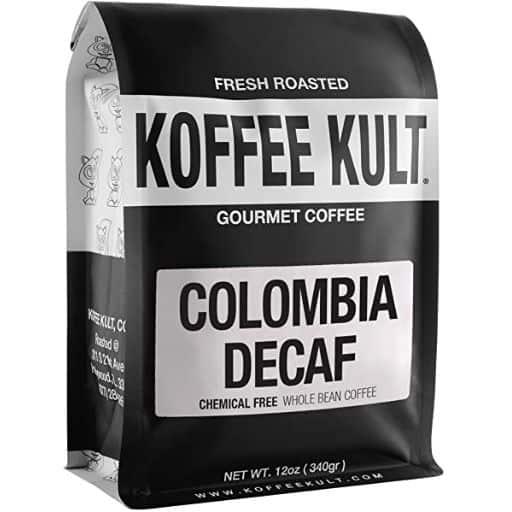 Decaf Coffees