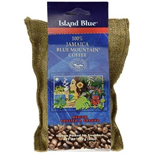 Island Blue Medium Roasted Ground Coffee