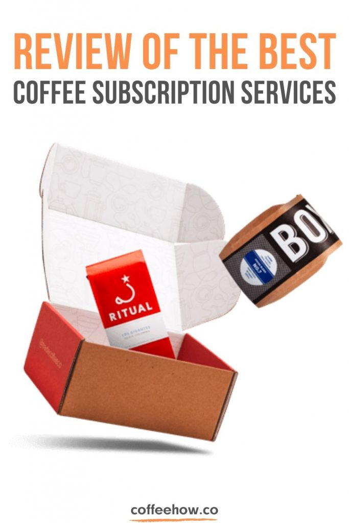 Best Coffee Subscription Services