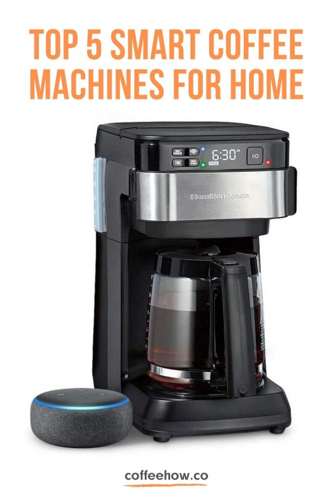 Top 5 Smart Coffee Machines for Your Home