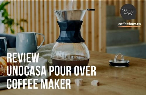 UnoCasa Pour Over Coffee Maker Review