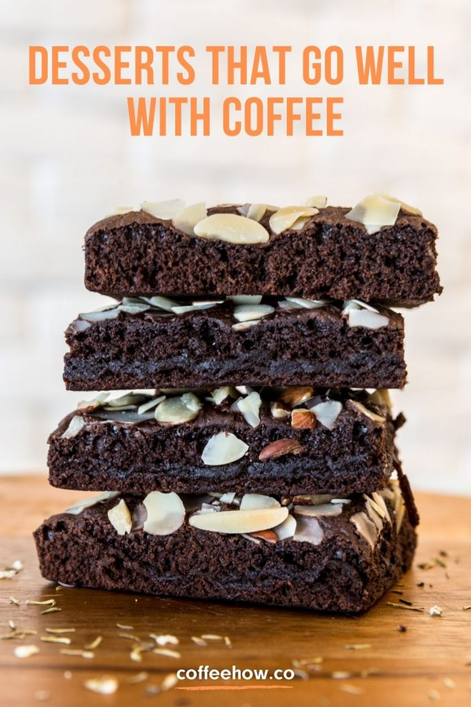 Desserts That Go Well With Coffee