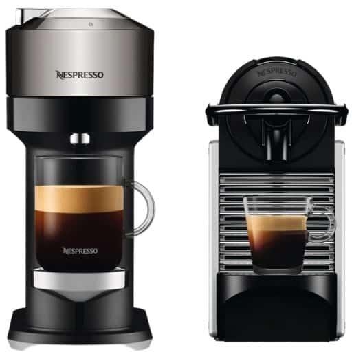 Nespresso Compact Machines