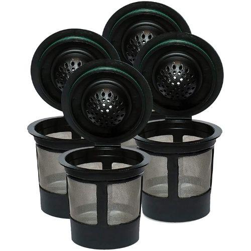 IPartsPlusMore Reusable K-Cup Filters