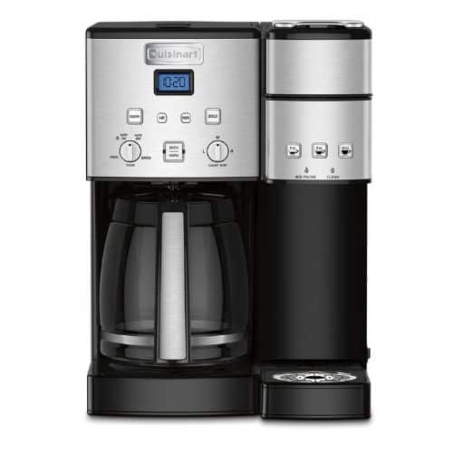 Cuisinart SS-15P1 Coffee Center 12-Cup Coffeemaker and Single-Serve Brewer